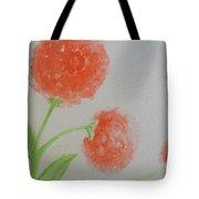 Dandelion Garden  Tote Bag