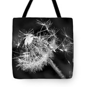 Dandelion Glow Tote Bag