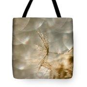 Dandelion Heaven Tote Bag