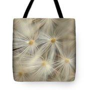 Dandelion Seed Head Macro Iv Tote Bag