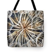 Dandelion Tote Bag by Stelios Kleanthous