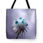 Dandelion Tears Tote Bag
