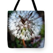Dandelion Wish  Tote Bag