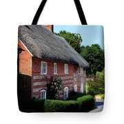 Dane Cottage Nether Wallop Tote Bag