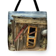 Danger Keep Out  Tote Bag