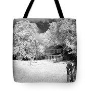 Daniel Boone Homestead Tote Bag