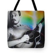 Daniel Johns Tote Bag
