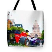 Daniel Ricciardo Of Australia Tote Bag