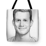 Daniel Tosh Tote Bag