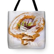 Danish Pastry Ring With Pecan Filling Tote Bag