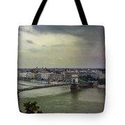 Danube River Tote Bag