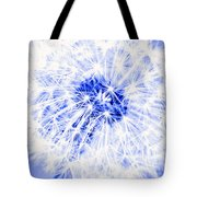 Dandy Blue Tote Bag