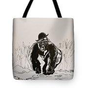 Dapper Tote Bag by Beverley Harper Tinsley