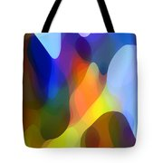 Dappled Light Tote Bag by Amy Vangsgard