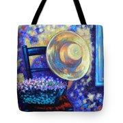Dappled Suntrap  Tote Bag by John  Nolan