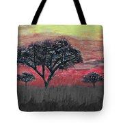 Dark Africa Tote Bag
