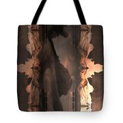 Dark Angel's Crossing Tote Bag