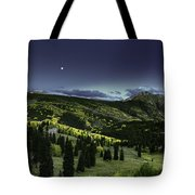 Dark Beauty Tote Bag