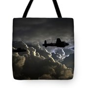 Dark Bombers  Tote Bag
