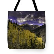 Dark Brightness Tote Bag