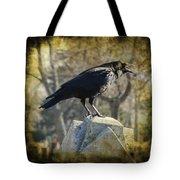 Dark Caw Tote Bag