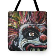 Dark Clown Tote Bag