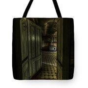 Dark Cooking Tote Bag