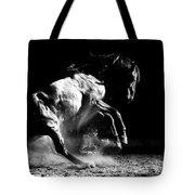 Dark Dance Tote Bag