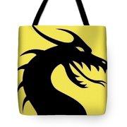 Dark Dragon Tote Bag
