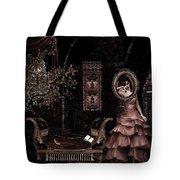 Dark Dream II Pretty As A Picture Tote Bag