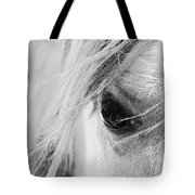 Dark Eyes Tote Bag