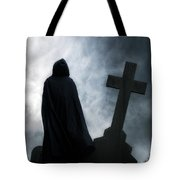 Dark Figure Tote Bag by Joana Kruse