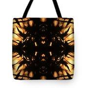 Dark Flame Of Nature Tote Bag