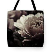 Dark Flower 20 Tote Bag