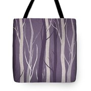 Dark Forest Tote Bag by Aged Pixel
