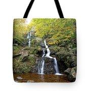 Dark Hollow Falls Tote Bag