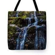 Dark Hollows Falls Tote Bag