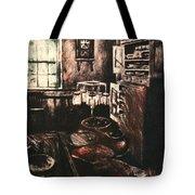 Dark Kitchen Tote Bag