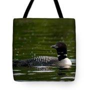 Dark Loon Tote Bag