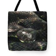 Dark Phase Timber Tote Bag