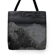 Dark Planet Tote Bag