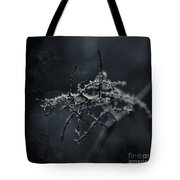 Dark Poetry Tote Bag