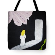 Dark Room Tote Bag by Melissa Dawn
