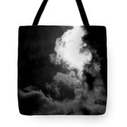 Dark Side Of The Sun Tote Bag