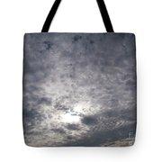 Dark Skyline Tote Bag