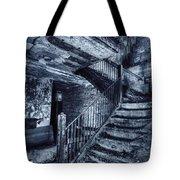 Dark Staircase Tote Bag