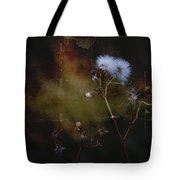 Dark Thistle Tote Bag
