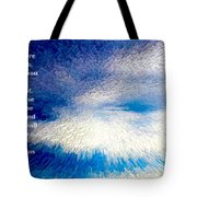 Dark To Light Tote Bag