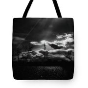 Darkest Before The Dawn Tote Bag