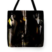 Darkness Comes To Us All Tote Bag